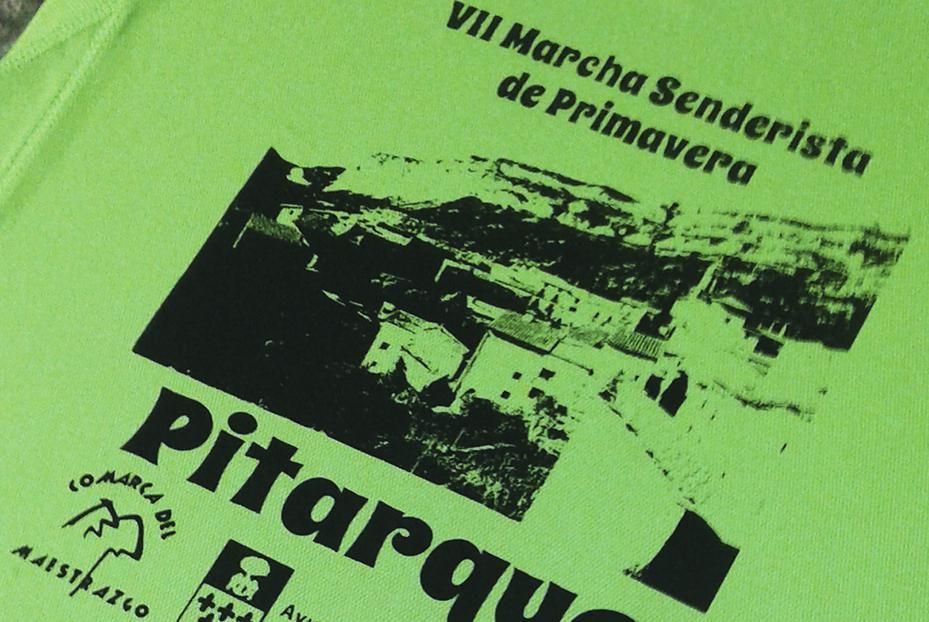 serigrafía para eventos deportivos en Iglesuela del Cid, Teruel
